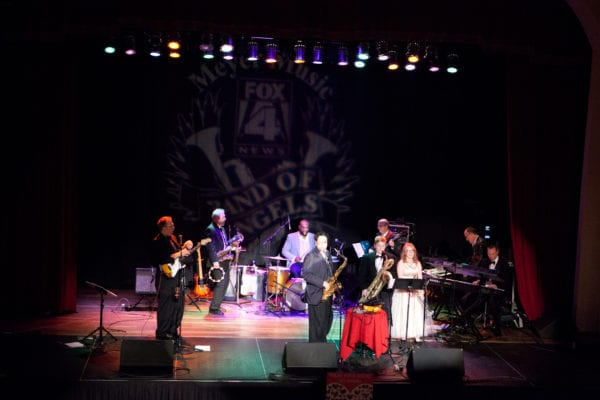 Yamaha Sax Artist George Shelby Rocks the House to Benefit Band of Angels in Kansas City