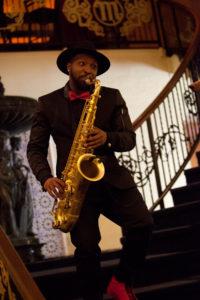 Ryan Kilgore, saxophonist