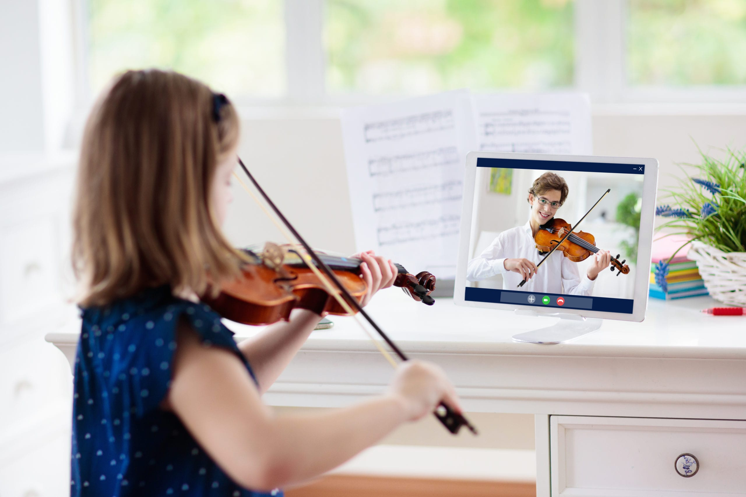 Finding Ways to Let Them Play Their Band and Orchestra Instruments