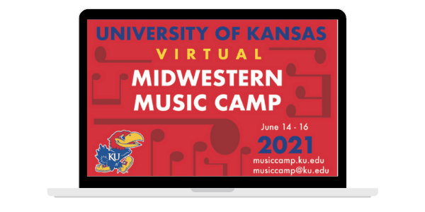 2021 Free Midwestern Music Camp for All